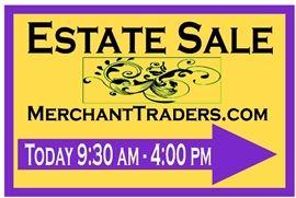 Merchant Traders Estate Sales, Bolingbrook, IL