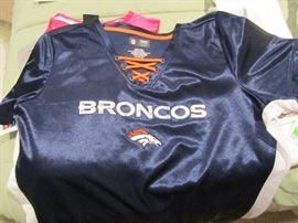 Band new Broncos shirt.