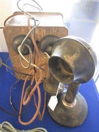 Candlestick telephone by Stromberg Carlton
