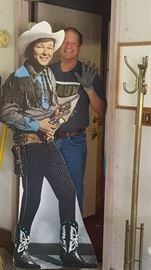 Wayne & Roy Rogers...
