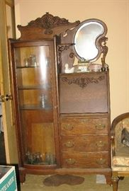 Oak secretary BUY IT NOW $ 365.00