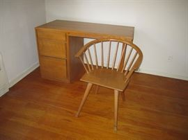 Russel Wright Desk and chair