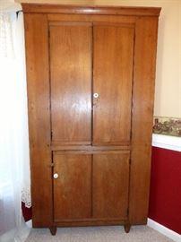 Nice primitive cupboard