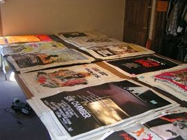 Large Selection of 1 Sheet Movies