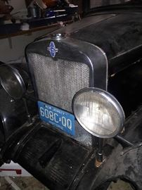 Historic 1930 Chevrolet