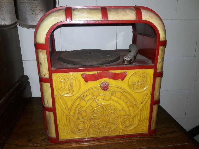Bing Crosby Junior Jukebox