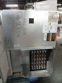 Trane Variable Volume Unit and Heater Package with ...