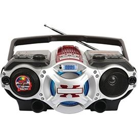 Bluetooth AM-FM Boombox