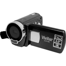 Vivitar DVR 548HD 8.1MP Digital Camcorder