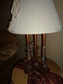nice lamp, vintage