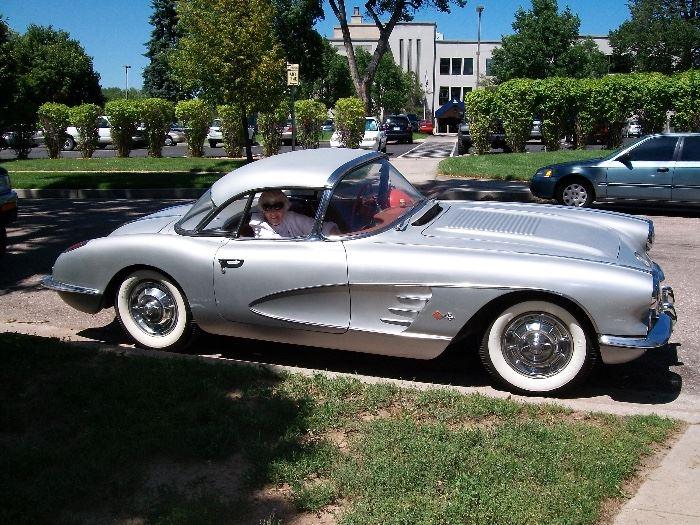 1958 Original Owner Corvette