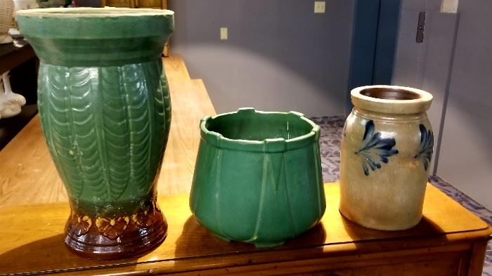 Art and Craft Pottery (Green)