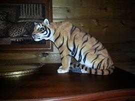 resin tiger