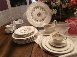 Wedgwood Argyle china