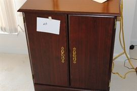 Cabinet, Mahogany Color  http://www.ctonlineauctions.com/detail.asp?id=685758