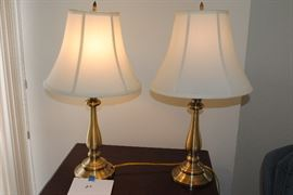 2 Stiffel lamps  http://www.ctonlineauctions.com/detail.asp?id=685756