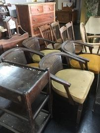 Lots of Side Chairs