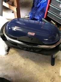 Brand New Coleman Roadtripper Grill Never Used