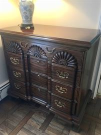 Goddard Chippendale style chest