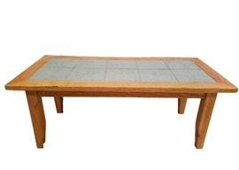 tile top table
