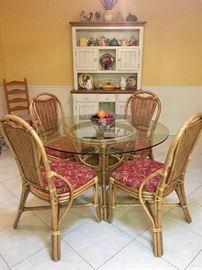Braxton Culler Rattan Dining Set