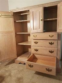 master bedroom standing chest