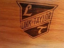 link taylor label