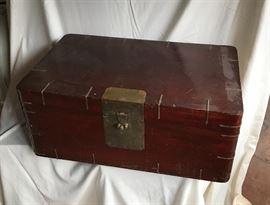 Chinese Memory Box