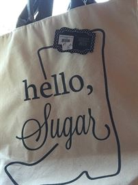 Southern Tote Bags