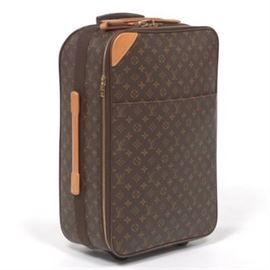 Louis Vuitton Pegase 55 Rolling Luggage