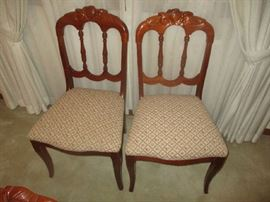 Carl forslund dining room chairs