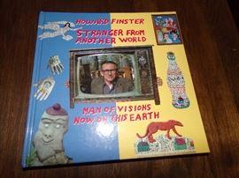 Book Howard Finster