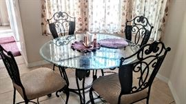 Ashley kitchen table & chairs