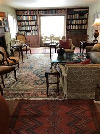 Living Room of the late Nancy Jane Barnes