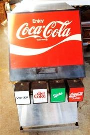 Coca-Cola Soda Dispenser