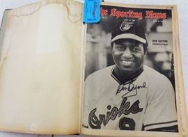 Baseball Autograph- Don Buford