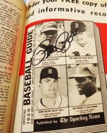 Baseball Autograph- Pete Rose