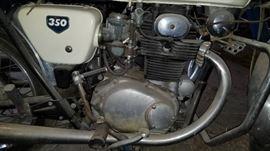 1970 Honda 350