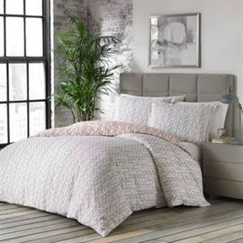 Updegraff 100% Cotton Reversible Comforter Set Ful ...