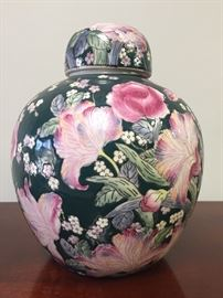 Beautiful Ginger Jar