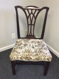 Covered Side Chair