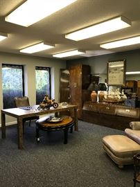 Come see our collection of fine furniture and decor.