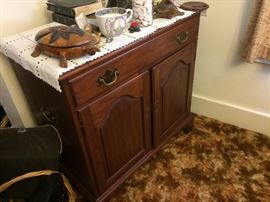 Bar cabinet          Asking $125