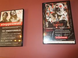 Signed Steppenwolf posters
