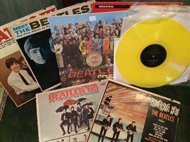 Beatles albums!