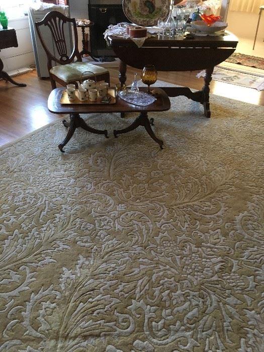 Ethan Allen Carpets Coffee Tablesred Oriental Rug Runner