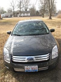2007 ford escape black book value