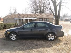2007 FORD FUSION SE, 42,692 MILES, CLEAN, LOW MILES, NO WRECKS, ONE OWNER