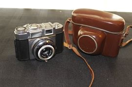 Vintage Zeiss Ikon Cortina Camera