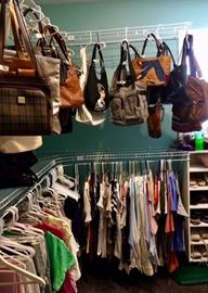Purses & Handbags, Clothing & Shoes
